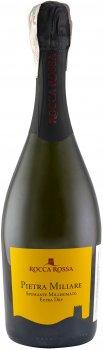 Вино игристое Montelvini Rocca Rossa Pietra Miliare Spumante Extra Dry 0.75 11.5% (8013651023276)
