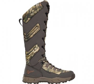 """Мужские сапоги Danner Vital Snake 17"""" Hunting Boot Mossy Oak Break-Up Country Leather/Polyester (139842)"""