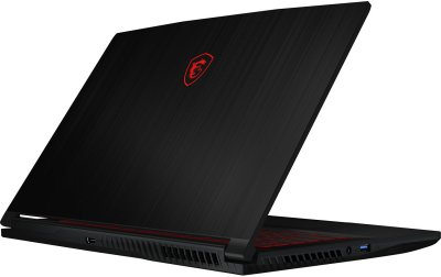 Ноутбук Msi GF63 Thin 9SCXR Чорний