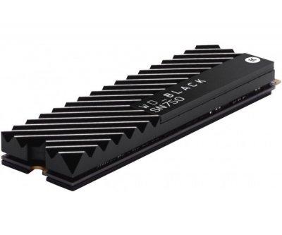SSD накопичувач WD Black SN750 NVME SSD 250 GB (WDS250G3X0C)