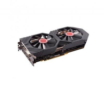 Відеокарта XFX Radeon RX 580 GTS XXX OC+ 8GB (RX580P8DFD6)