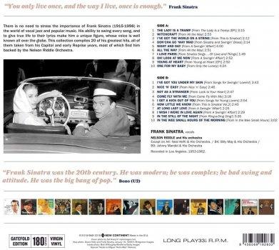 Вінілова платівка Frank Sinatra - The Hits (20 Greatest Hits)