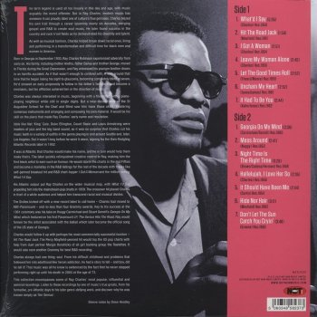 Виниловая пластинка Ray Charles - The Very Best Of Ray Charles - What'd I Say (Pink LP)