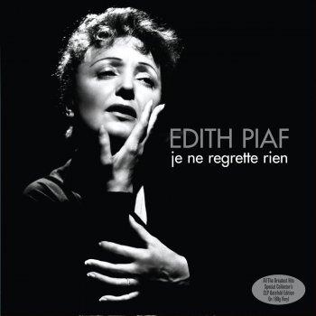 Виниловая пластинка Edith Piaf - Je Ne Regrette Rien