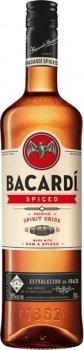 Ром Bacardi Spiced 0.7 л 40% (7610113008256)