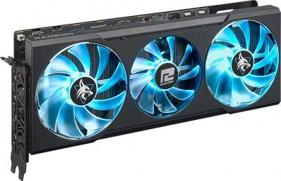 PowerColor PCI-Ex Radeon RX 6700 XT Hellhound 12GB GDDR6 (192bit) (2424/16000) (HDMI, 3 x DisplayPort) (AXRX 6700XT 12GBD6-3DHL)