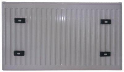 Радіатор сталевий панельний 22 пліч Kalde Білий (000010998)