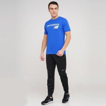 Чоловічі спортивні штани Champion Rib Cuff Pants Чорний (cha214384-NBK)