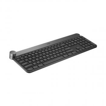 Клавіатура Logitech Wireless Craft Black (920-008505)