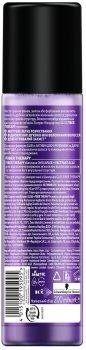 Экспресс-кондиционер GLISS Fiber Therapy для истощенных волос после окрашивания и стайлинга 200 мл (4015100195095)