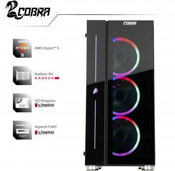 Комп'ютер Cobra Advanced A35X.8.H1S2.58.812