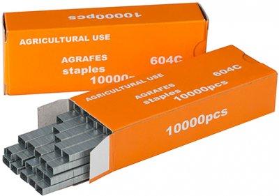 Скоби для садового степлера Tapetool 10000 шт/уп (2000992407144)