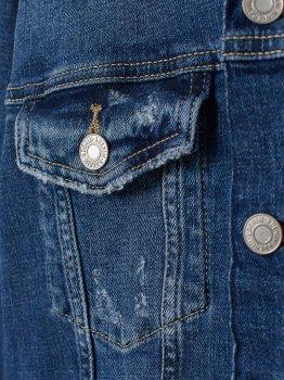 Джинсова куртка H&M 399061dm Синя