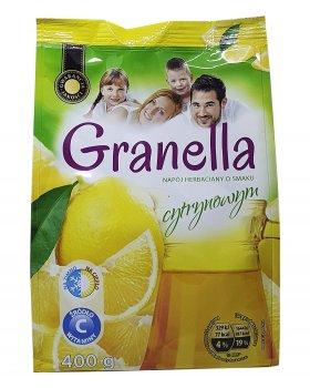 Гранульований чай Granella Лимон 400 г (55431)