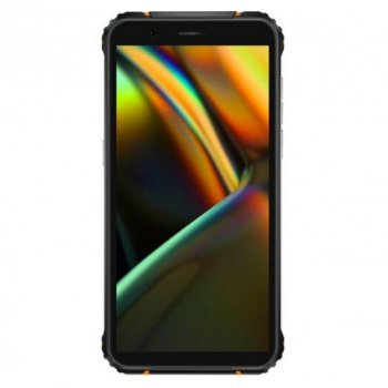 "Мобільний телефон Blackview BV5100 orange 4/128gb 5,7"" IP69K 5580mAh NFC (439 zp)"
