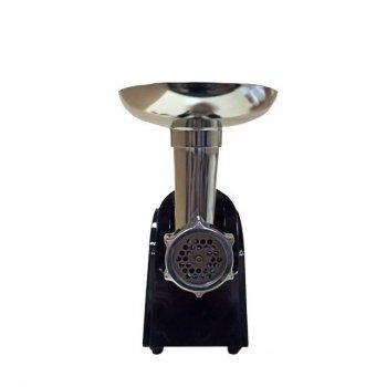 Электрическая Мясорубка GoVern RB 678 (Rainberg) 3000Вт реверс, Для колбасных изделий, Электромясорубка Черная