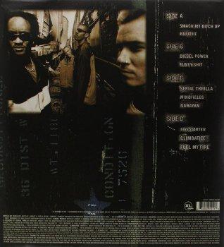 Виниловая пластинка Prodigy - The Fat Of The Land