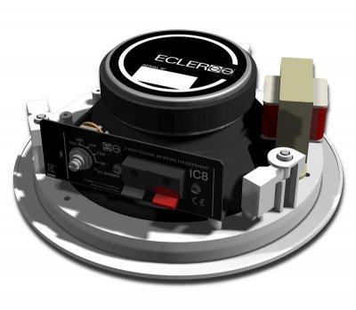 Встраиваемая акустика Ecler IC8