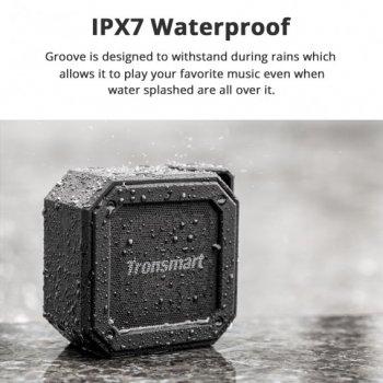 Портативна Bluetooth колонка Tronsmart Element Groove