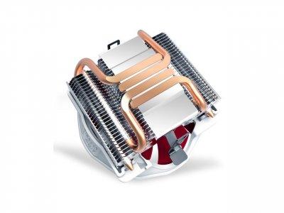 Кулер процесорний Pccooler Ladybird V6 для Intel LGA 1156/1155/1151/1150/775, AMD, 3-pin, 2500 RPM±10