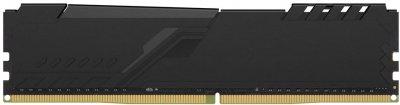 Оперативная память HyperX DDR4-2400 16384MB PC4-19200 Fury Black (HX424C15FB3/16)