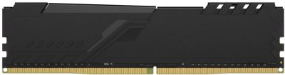Оперативна пам'ять HyperX DDR4-3200 8192MB PC4-25600 Fury Black (HX432C16FB3/8)