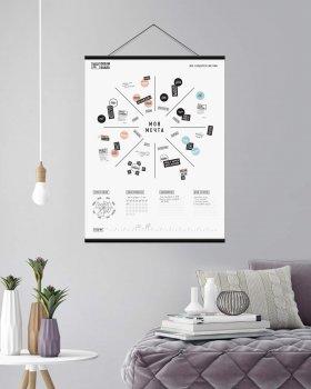 Інтерактивний постер 1DEA.me Dream&Do Dream Board (DDB)