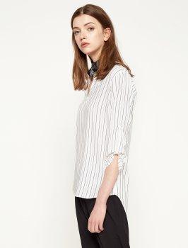 Блузка Koton 7YAK62351UW Grey Stripe