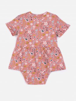 Боди-юбка Coccodrillo Love WC1112802LOV-007 Розовая