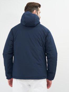 Ветровка MizunoMen Padded Jacket 32EE750014 Синяя