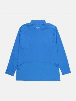 Спортивная кофта MizunoBT Fleece Jacket J2GE550225 Голубая