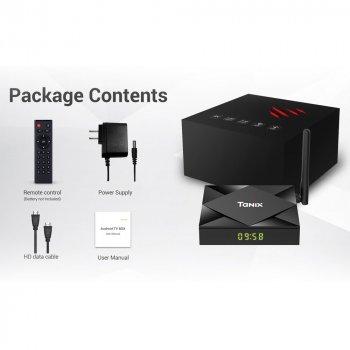 Смарт тв приставка - Tanix TX6s 4/32 GB