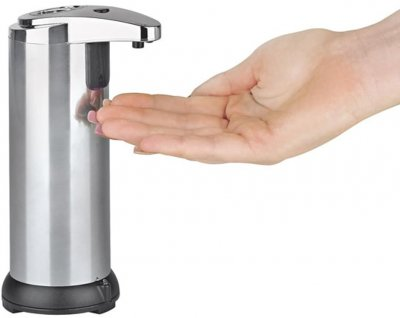 Дозатор для рідкого мила AXENTIA 282449 сенсорний