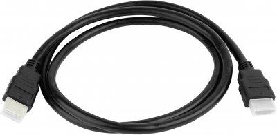 Кабель CHARMOUNT 10010 HDMI — HDMI 1 м Чорний (10010)