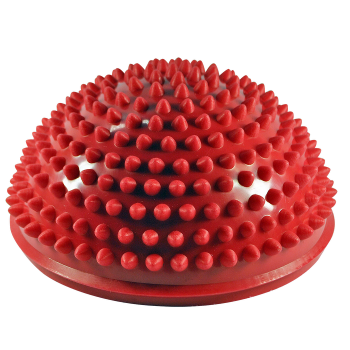 Півсфера масажна балансувальна (2 кольори в асортименті)