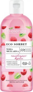 Міцелярна вода Bielenda Sorbet Raspberry Зволожувальна Заспокійлива 500 мл (5902169042783)