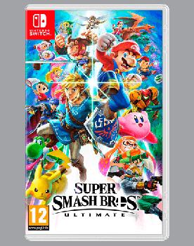 Игра Super Smash Bros. Ultimate Русская Версия Nintendo Switch