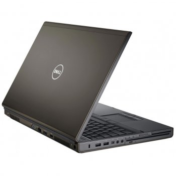 Б/в Ноутбук Dell Precision M4700 / Intel Core i5 (3 покоління) / 4 Гб / 128 Гб / Клас B