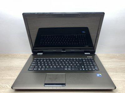 Б/в Ноутбук Asus K72 / Intel Core i3 (1 покоління) /4 Гб / 640 Гб / Клас B