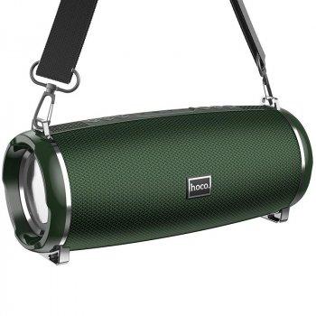 Колонка Bluetooth Hoco HC2 dark green