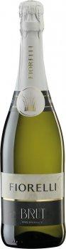 Игристое вино Fiorelli Brut белое брют 0.75 л 11% (8002915006278)