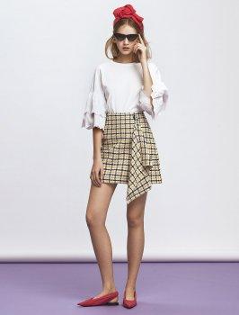 Блузка Koton 8YAK13365OK-000 White