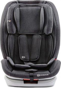 Автокрісло KinderKraft Oneto 3 Black (KKFONE3BLK0000) (158329)