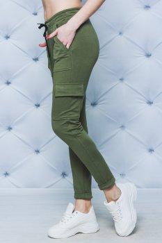 Спортивні штани Versal 02179 Хакі