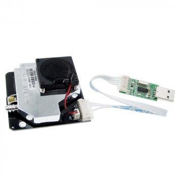 Датчик якості повітря PM2.5 пилу SDS011