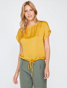 Блузка Koton 8YAK63690EW-159 Mustard