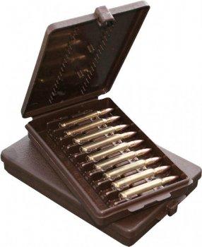 Кейс MTM Ammo Wallet д/.патр.223 на 9 патронів коричневий (1773.08.53)