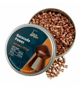 Свинцовые пули H&N Baracuda Power 0.69 г 300 шт (1453.01.92)