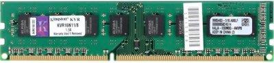 Оперативна пам'ять Kingston DDR3-1600 8192MB PC3-12800 (KVR16N11/8)