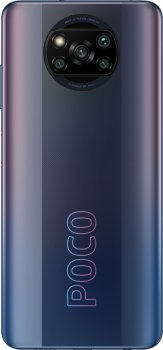 Мобильный телефон Poco X3 Pro 6/128GB Phantom Black (774251)